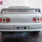 FASCICULE N°29 NISSAN SKYLINE GT-R 1993 UNIVERSAL HOBBIES 1/43 - car-collector