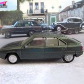 FASCICULE N°12 CITROEN BX 1982 NOREV 1/43 HACHETTE - car-collector