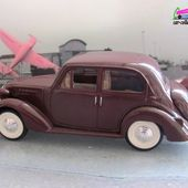 FASCICULE N°10 SIMCA 8 OU SIMCA 1200 1937 NOREV 1/43 - car-collector