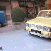 FASCICULE N°28 RENAULT 6 PHASE 1 1969 NOREV 1/43 - car-collector