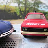 CITROEN LN MEDECIN VEREM 1/43 CITROEN LN POMPIERS - car-collector.net