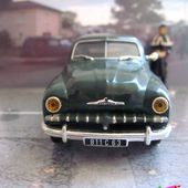 FASCICULE N°21 FORD VEDETTE 1950 IXO 1/43 - car-collector