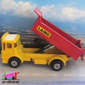 CAMION LEYLAND TIPPER LAING MATCHBOX - car-collector