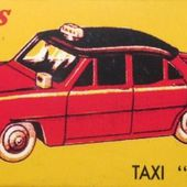 FASCICULE N°77 SIMCA ARIANE TAXI DINKY TOYS REEDITION ATLAS 1/43 - car-collector
