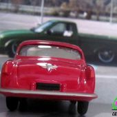 FASCICULE N°8 ALFA ROMEO 1900 SUPER SPRINT DINKY TOYS ATLAS 1/43 - car-collector
