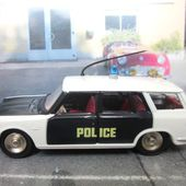 BREAK SIMCA 1500 POLICE DAN-TOYS 1/43 - car-collector