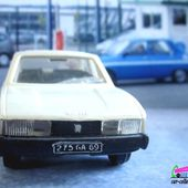 PEUGEOT 604 SL 1975 NOREV 1/43 - car-collector.net