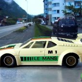 BMW M1 LE MANS 1979 SOLIDO 1/43 - car-collector