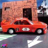 BMW 3.0 CSL SOLIDO 1/43 - car-collector