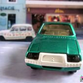 CITROEN VISA VERTE COUGAR 1/43 - car-collector.net
