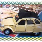 DOCUMENT: UN SIECLE DE 2 CV - car-collector