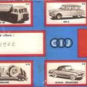 CATALOGUE C.I.J EUROPARC 1962 - car-collector