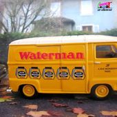 RENAULT ESTAFETTE ENCRE WATERMAN CENTENAIRE RENAULT 1:43 VITESSE - car-collector