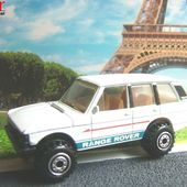 RANGE ROVER HOT WHEELS 1/64 - car-collector.net