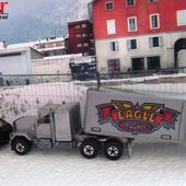 GMC VAN TRAILER EAGLE STEERING RIGS HOT WHEELS - car-collector.net