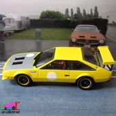 FASCICULE N°31 LAMBORGHINI JARAMA RALLY 1973 IXO 143 - car-collector.net