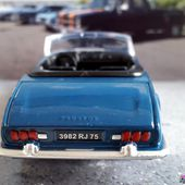 FASCICULE N°78 PEUGEOT 504 CABRIOLET DINKY TOYS REEDITION ATLAS - car-collector.net
