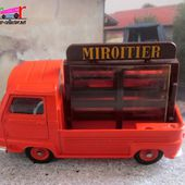 RENAULT ESTAFETTE PICK-UP MIROITIER SAINT GOBAIN DINKY TOYS 1/43 - car-collector.net