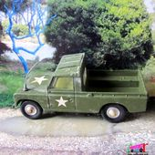 LAND ROVER WEAPONS CARRIER MILITARY CORGI 1/43 - car-collector.net