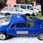 MATRA SPORTS JET 6 GENDARMERIE MINIALUXE 1/43 - car-collector.net
