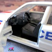 PEUGEOT 505 POLICE SOLIDO 1/43 - car-collector.net