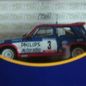 RENAULT 5 R5 MAXI TURBO TOUR DE CORSE 1985 - car-collector.net