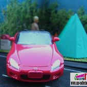 HONDA S2000 CABRIOLET ROUGE WELLY 1/60 - car-collector.net