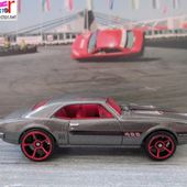 67 PONTIAC FIREBIRD 400 HOT WHEELS 1/64 - car-collector.net