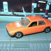 PEUGEOT 505 BERLINE HOT WHEELS 1/64 - car-collector.net