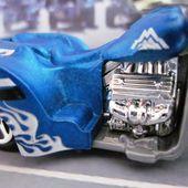 BOSS HOSS MOTORCYCLE HOT WHEELS 1/64 - car-collector.net