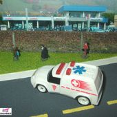 AMBULANCE MC DONALD'S HOT WHEELS 1/64 - car-collector.net
