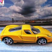 ENZO FERRARI HOT WHEELS 1/64 - car-collector.net