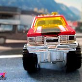 CHEVY BLAZER 4X4 HOT WHEELS - car-collector.net