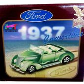 1937 FORD CONVERTIBLE JADA TOYS 1/18 - car-collector.net