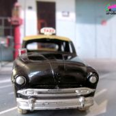 FORD VEDETTE TAXI 1953 DINKY TOYS 1/43 - car-collector.net