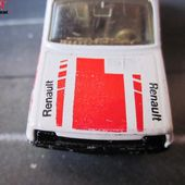RENAULT 5 TL LE CAR R5 MATCHBOX SERIES SUPERFAST LESNEY 1969 - car-collector.net