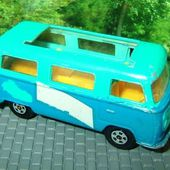 VOLKSWAGEN CAMPER VW COMBI DORMOBILE MATCHBOX - car-collector.net