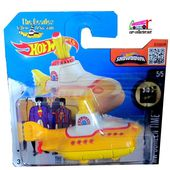 THE BEATLES YELLOW SUBMARINE HOT WHEELS 1/64 - car-collector.net