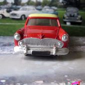 SIMCA MARLY BREAK BICOLORE QUIRALU 1/43 - car-collector.net