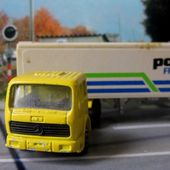 361-F CAMION MERCEDES CONTAINER MAJORETTE 1/100 - car-collector.net