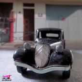 CITROEN TRACTION 11 BL DINKY TOYS MECCANO FRANCE 1/43 - car-collector.net