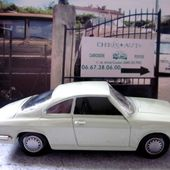 FASCICULE N°61 SIMCA 1000 COUPE 1963 NOREV 1/43 - car-collector.net