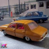 RENAULT 12 DINKY TOYS - R12 MECCANO TRIANG 1/43 - car-collector.net