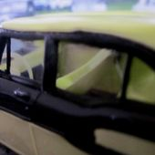 SIMCA CHAMBORD JAUNE CITRON ET NOIR NOREV 1/43 - car-collector.net