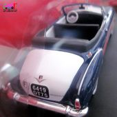 FASCICULE N° 22 RENAULT FREGATE AMIRAL CABRIOLET KLEBER COLOMBES IXO 1/43 - car-collector.net