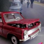 SIMCA 1100 BORDEAUX SOLIDO 1/43 - car-collector.net