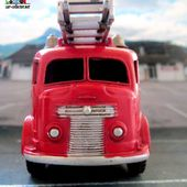 COMMER FIRE ENGINE 1948 DINKY SUPERTOYS 1/43 - car-collector.net