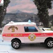 246-C RANGE ROVER RESCUE UNIT MAJORETTE 1/60 - car-collector.net
