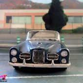 FACEL VEGA EXCELLENCE 1959 RD MARMANDE 1/43 - car-collector.net