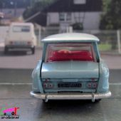 CITROEN AMI 6 3CV MECCANO DINKY TOYS 1/43 - car-collector.net